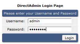 تغییر پسورد admin
